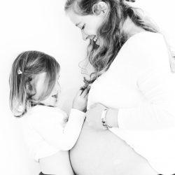 Schwangerschaftsfotografie, Babybauchshooting